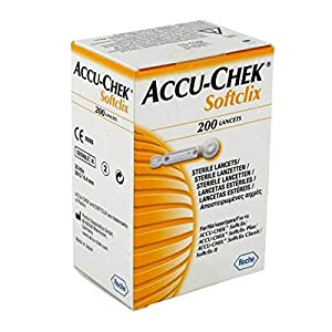 Accu-Chek Softclix - 200 lancetas 15