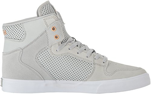 Grey Adults' copper Shoe Supra white Vaider Cool Unisex Skate nzUwUxqCFT