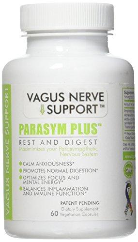 Vagus Nerve SupportTM Parasym Plus