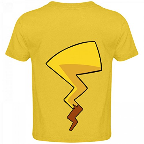 Electric Pika Tee: Jersey Toddler T-Shirt