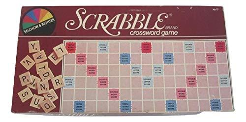 (Scrabble Brand Crossword Game)