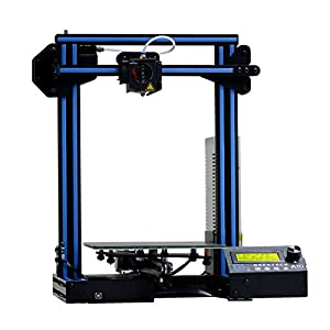 GEEETECH A10 3D Printer, Fast-Assembled Aluminum Profile DIY kit, with Open Source firmware, Breaking-resuming, High Adhesion Building Platform, Stable Movements on V-Slot Rails, 220×220×260m from Geeetech