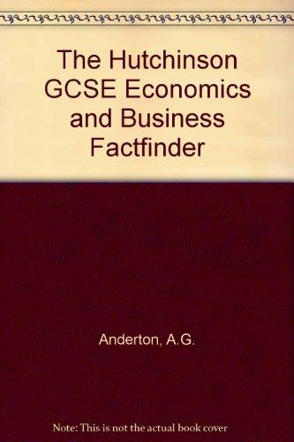 Alain Anderton Economics Pdf