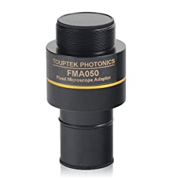 Camera Adapters for Microscope Eyepiece (0.50x, fixed)