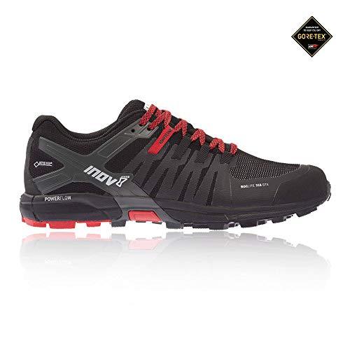 Inov8 Roclite 315 GTX Trail Running Shoes Black/Red