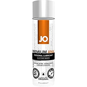 JO Premium Silicone Anal Lubricant - Original (8 oz)