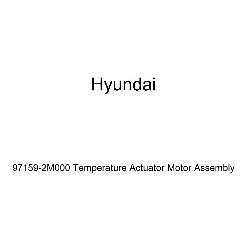 Genuine Hyundai 97159-2M000 Temperature Actuator Motor Assembly