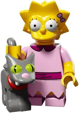 Lego Minifigures 71009 SIMPSONS Series 2 Marge In Her Sunday Best