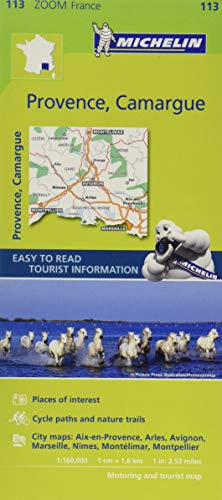 Cartina Michelin Roma.Provence Camargue Map 113 Michelin Zoom Maps Map Folded Map 9 Jan 2017 Buy Online In Antigua And Barbuda At Antigua Desertcart Com Productid 63828036