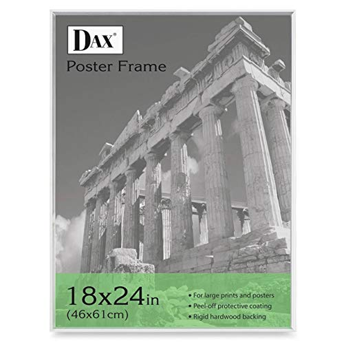 DAX 2811W5T 18X24 Frame UCHANNEL Poster Clear, 18 x 24, Multicolor (Frames Picture Intercraft)