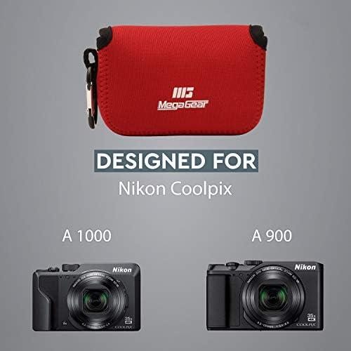 Megagear Mg877 Ultraleichte Kameratasche Aus Neopren Kamera
