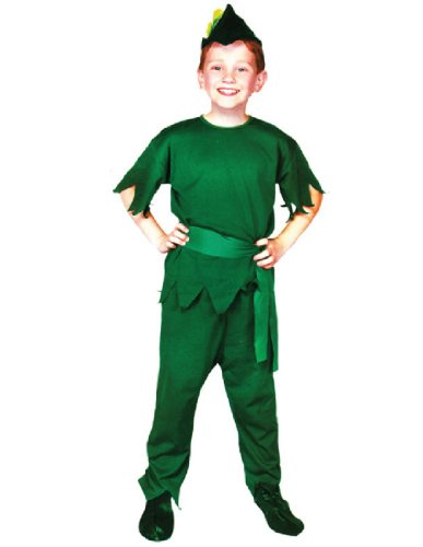 [Robin Hood - Child Large Costume] (Robin Hood Costume Childrens)