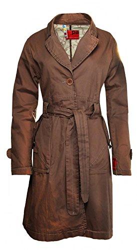 Personal Affairs Damen Trenchcoat Braun ROSANNA-PA91, Konfektionsgroesse:42
