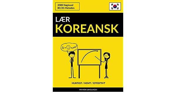 Dating sætninger i koreansk