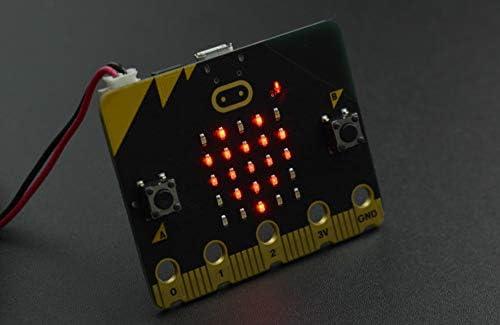 Micro:bit V2 una herramienta educativa y creativa para ni/ños.
