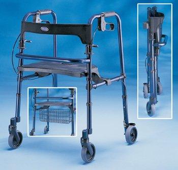 (Rollite Rollator Accessories - Rollite Rollator Basket)