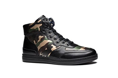 OPP Bottes Classiques Camouflage Hautes Chaussures Homme