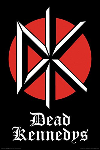 Dead Kennedys Poster 24 x 36in
