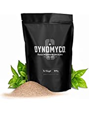 Mycorrhizal Inoculant by DYNOMYCO C– High Performing Strains– Concentrated Formula – Improves Nutrient Uptake – Increases Plant Yields Enhances Resilience to Stress Saves Fertilizer