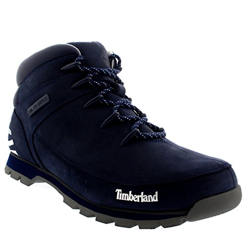Timberland Euro Sprint Hiker Black Iris Nubuck CA18F7, Boots - 42 EU