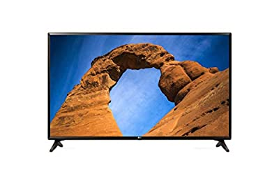 "LG 49"" Black 1080P HDR Smart LED HDTV"