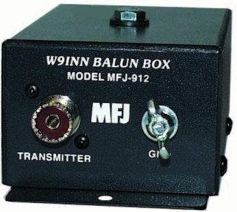 MFJ-912 W9INN Balun Box, 1.8-30MHz by MFJ