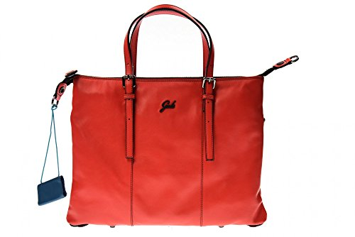 GABS donne borse a mano G000071T2 X 0203 C4001 GOLDIE TG M ROSSO Rosso