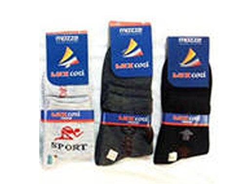 Lux cozi Men #39;s Ankle Length Socks   ASSORTED COLOURS
