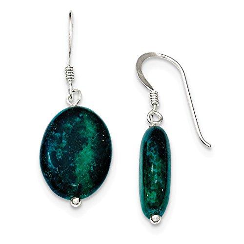 ICE CARATS 925 Sterling Silver Serpentine Drop Dangle Chandelier Earrings Fine Jewelry Ideal Gifts For Women Gift Set From (14k Serpentine Earrings)