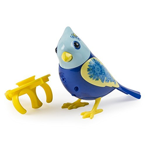 DigiBirds Singing Electronic Pet Bird - Bali [並行輸入品] B075CQVC86