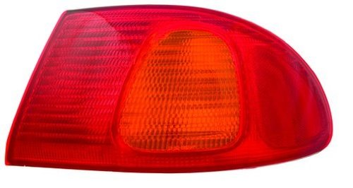 IPCW 11-5077-00B Passenger Side OEM Replacement Taillight Assembly