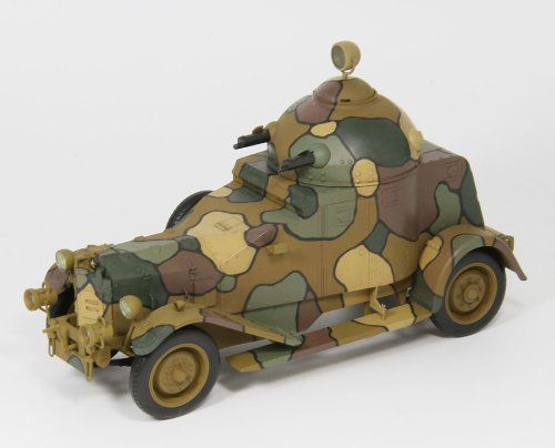 1/35 Vickers-Kurosurei M25 armored car Japanese Army / Navy naval brigade specification (G32) (japan import) by Pit lord