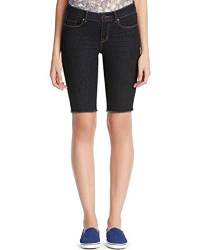 Kiind Of Cutoff Bermuda Shorts, Rinse Wash Size 30
