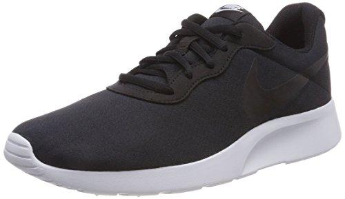 Nike reines Tanjun EU 008 Schwarz Homme Wei Baskets Noir Platin 41 Schwarz wwH4rRq