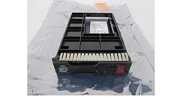 Mixed Use Internal HPE 480 GB Solid State Drive SATA 600-3.5 Drive 5 Dwpd
