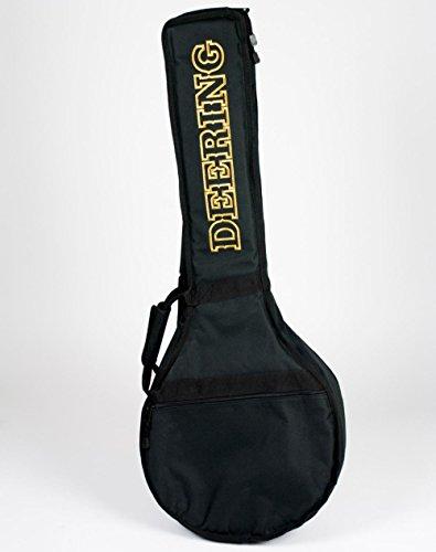 Deering Deluxe Padded Banjo Gig Bag (Padded Banjo Bag)