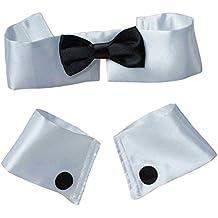 Sexy Male Dancer Cuffs & Collar