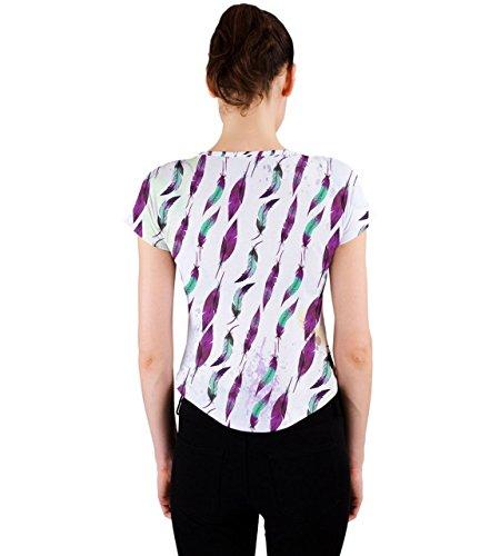 CowCow - Camiseta sin mangas - para mujer berenjena