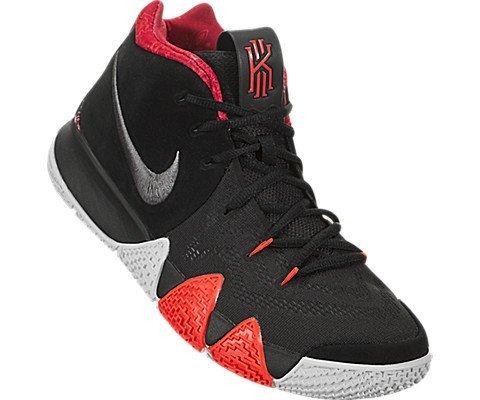 designer fashion 9a901 7136b Nike Kyrie 4 Black/Dark Grey - Import It All