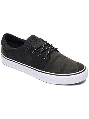 Black M da Camo TX Ginnastica Se ShoesTrase DC Shoe Noir Scarpe Basse Uomo Z7q6twf
