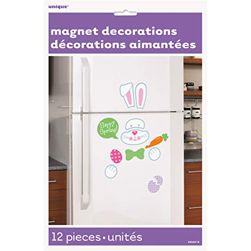 Easter Spring Bunny Fridge Magnet Decorations