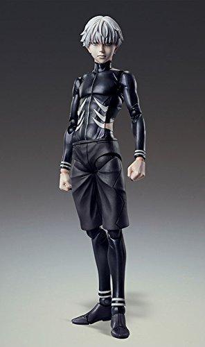 Super Figure moving TV anime Tokyo Ghoul (Awakening ver.) Ken Kaneki about 16cm PVC ABS painted action figure