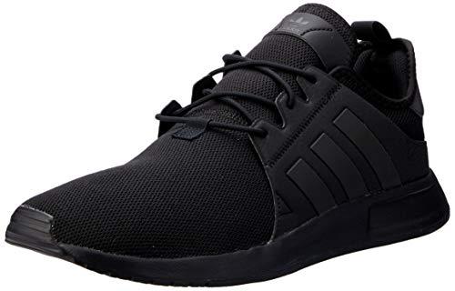 adidas Mens X PLR Mesh Black Trace Grey Metallic Trainers 10 US (Zx Adidas Shoes)