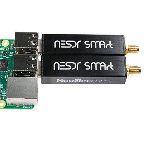 NooElec NESDR SMArTee Bundle - Premium RTL-SDR w/Integrated Bias Tee, Aluminum Enclosure, 0.5PPM TCXO, SMA Input & 3 Antennas. RTL2832U & R820T2-Based Software Defined Radio (SDR) by NooElec (Image #6)