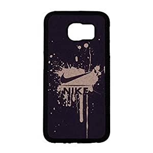 Vintage Fashion Nike Cover Phone Case for Samsung Galaxy S6 Brand Logo Series Flexible Cover Case the Logo of Nike