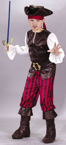 High Seas Buccaneer Child Costume (Large)