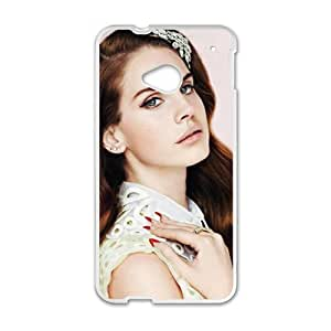 """RHGGB """"Young and Beautiful """"Elegant Lana Del Rey Design Hard Case Cover Protector For HTC M7"""