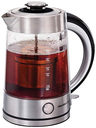 10 Best Hamilton Beach Glass Kettle