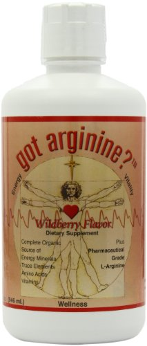 Morningstar Minerals Got Arginine? Mineral Supplement , 32 oz (946 ml)