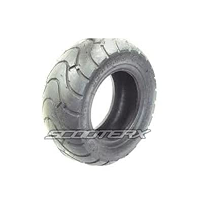 13x5.00-6 Tubeless Street Tire for Mini Chopper, Gas Scooter, Go Kart, Electric Scooter [3104] : Sports Scooter Wheels : Sports & Outdoors
